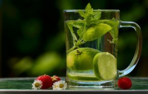 6 Nutrientes. Vitaminas y minerales y el agua