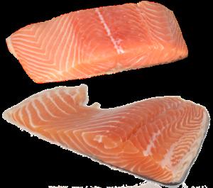 Reducir y controlar el colesterol. Salmón omega 3